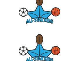 jbgraphicz tarafından Design a Logo for All-Star Kids After-School Sports için no 11