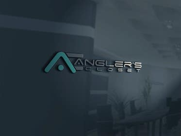 #16 untuk The Angler's Closet oleh eagledesignss
