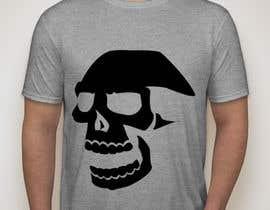 #79 untuk Design a Skull for t-shirt design oleh KaimShaw