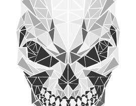 #32 untuk Design a Skull for t-shirt design oleh creationsbymaria