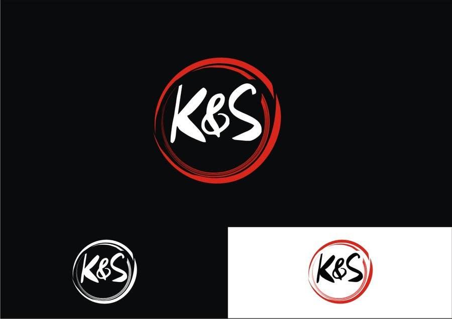 Penyertaan Peraduan #26 untuk Design a Logo for K & S