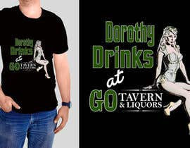 sandrasreckovic tarafından Design a T-Shirt for GO Tavern için no 29