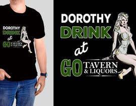 sandrasreckovic tarafından Design a T-Shirt for GO Tavern için no 35