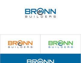 #369 untuk Design a Logo for Bronn Builders oleh nipen31d