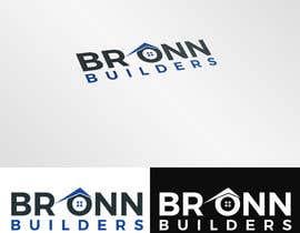 #300 untuk Design a Logo for Bronn Builders oleh hics