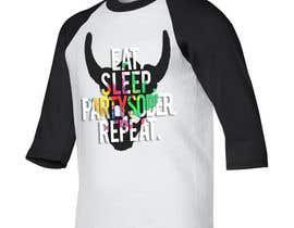 #17 untuk Design a T-Shirt for Party Sober Clothing oleh Mavtveloso