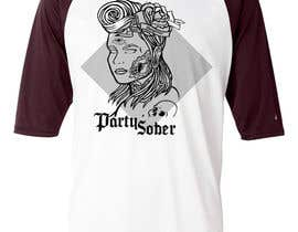 Mavtveloso tarafından Design a T-Shirt for Party Sober Clothing için no 25
