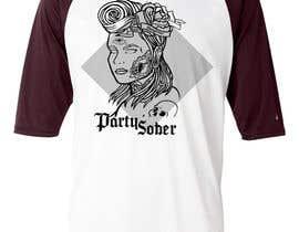 #25 untuk Design a T-Shirt for Party Sober Clothing oleh Mavtveloso