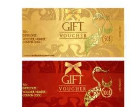 #15 untuk Design a Gift Voucher for Maternity Store oleh hicherazza