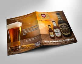 #12 for Design a Brochure for a Beer Brand by stylishwork