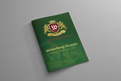 #10 untuk Design a Brochure for a Beer Brand oleh gmorya