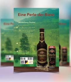 #16 untuk Design a Brochure for a Beer Brand oleh gmorya