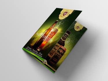 #19 untuk Design a Brochure for a Beer Brand oleh LeeniDesigns