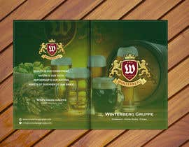#9 untuk Design a Brochure for a Beer Brand oleh LyonsGroup