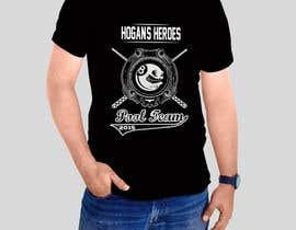 #12 untuk Pool Team T-Shirt Design oleh sandrasreckovic