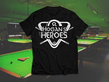 #15 untuk Pool Team T-Shirt Design oleh iraelan