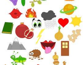 #2 untuk Illustrations for Toddler Books 2 oleh the12