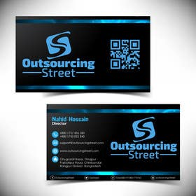 #22 untuk Design a Logo & Business Card for Outsourcing Street oleh rzr9