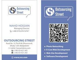 #19 untuk Design a Logo & Business Card for Outsourcing Street oleh shobhit98sl