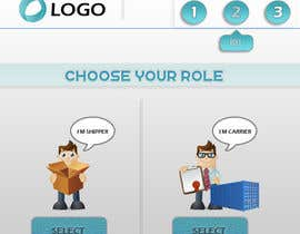 colossuslc tarafından Create two characters for a website Sign Up page için no 5