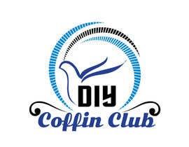 #34 untuk DIY Coffin Club Logo oleh pikoylee