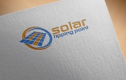 #150 untuk Design a Logo for  Solar Tipping Point oleh eltorozzz