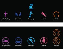 #5 untuk Design some Icons oleh Rendra5