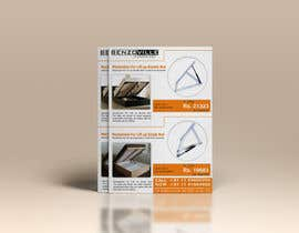 #10 untuk Design a Flyer for Bed Fittings oleh igraphicdesigner