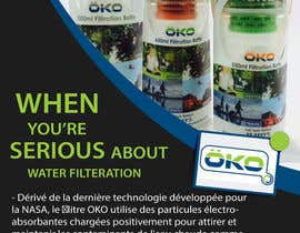 #11 untuk Design a Flyer for OKO H20 products oleh yohanand7
