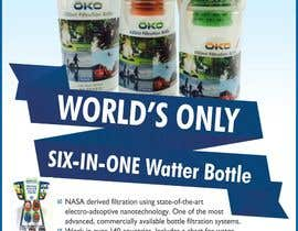 jawadbhatty tarafından Design a Flyer for OKO H20 products için no 12