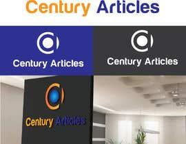 blueeyes00099 tarafından Design a Logo for Century Articles için no 16