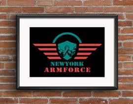 n24 tarafından Arm Wrestling Team Logo için no 38