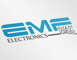 mrdesignerpro tarafından Design a Logo for EMF Electronics için no 60