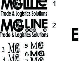 jmame tarafından Design a Logo for MGLine Trade & Logistic Solutions için no 22