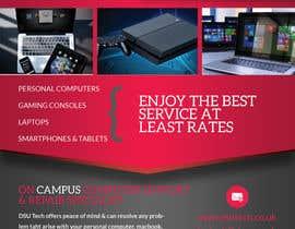 kmsinfotech tarafından Design 2 sided flyer print ready için no 9