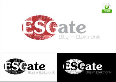 petariliev tarafından Logo Design for an Electronic & Informatics Company için no 38