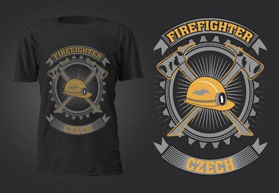 #6 for Navrhnout tričko for  FireFashion (firefighter theme) by murtalawork
