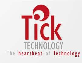 "#29 untuk Design a Logo for ""Tick Technology"" oleh kokinkokambar"