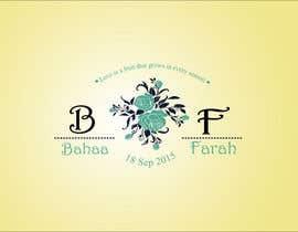 yamzdesignz tarafından Design a Logo for Wedding Card/FB event (2 Names logo) için no 13