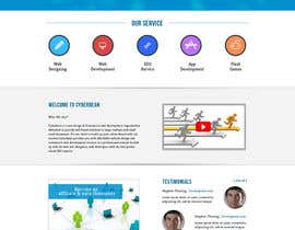 #8 for Design a Website Mockup by helixnebula2010