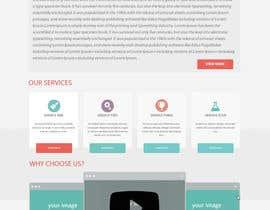 samarthagarwal tarafından Design a Website Mockup için no 25