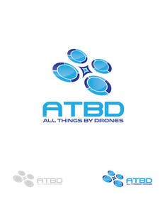 silverhand00099 tarafından Design a Logo for Drone/Multi-Rotor copter website için no 62