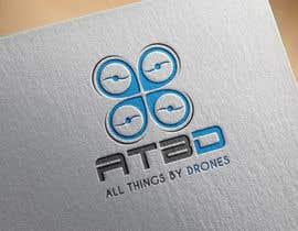 #52 untuk Design a Logo for Drone/Multi-Rotor copter website oleh Alluvion