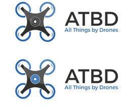 #48 untuk Design a Logo for Drone/Multi-Rotor copter website oleh hics