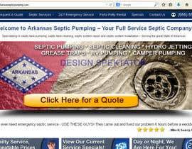 spektator tarafından I need 1 Slide for a Septic Website için no 12