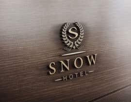 #82 untuk Design a Logo for Hotel Snow oleh bv77