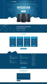 #7 untuk Concevez une maquette de site Web oleh logodesire
