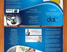 nº 18 pour CREATIVE DESIGN of brochure for DALO par barinix