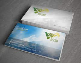 #12 untuk Design some Business Cards for BLISS Solar oleh toyz86