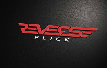 eltorozzz tarafından Design a cool logo for a Entertainment / Production company -Reverse Flick için no 119